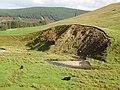 Glacial deposits, Kingledoors - geograph.org.uk - 248112.jpg