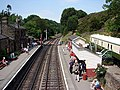 Goathland Station, North Yorkshire Moors Railway - geograph.org.uk - 856152.jpg