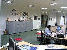 Google u wikipédia