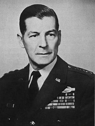 Gordon Byrom Rogers - Rogers as commander of US VII Corps, 1958.  From the September-October 1967 edition of Armor magazine.