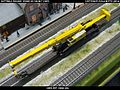 Gottwald Railway Telescopic Crane GS 100.06T DB Bahnbau Kibri 16000 Modelismo Ferroviario Model Trains Modelleisenbahn modelisme ferroviaire ferromodelismo (14440246283).jpg