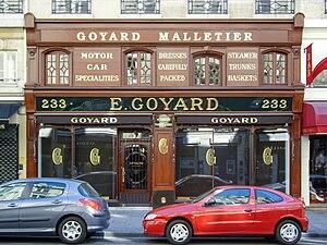 Goyard - Goyard, 233 rue Saint-Honoré, Paris