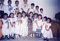 Grace Dimaculangan in her graduation in Nursery School.jpg