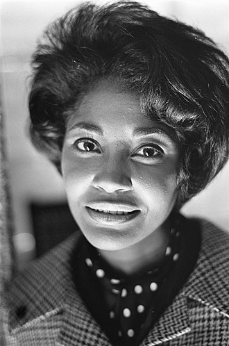 Nancy Wilson (jazz singer) - Wilson in March 1968.