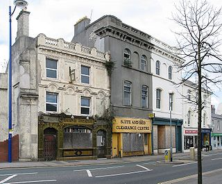 Union Street, Plymouth street in Plymouth, England
