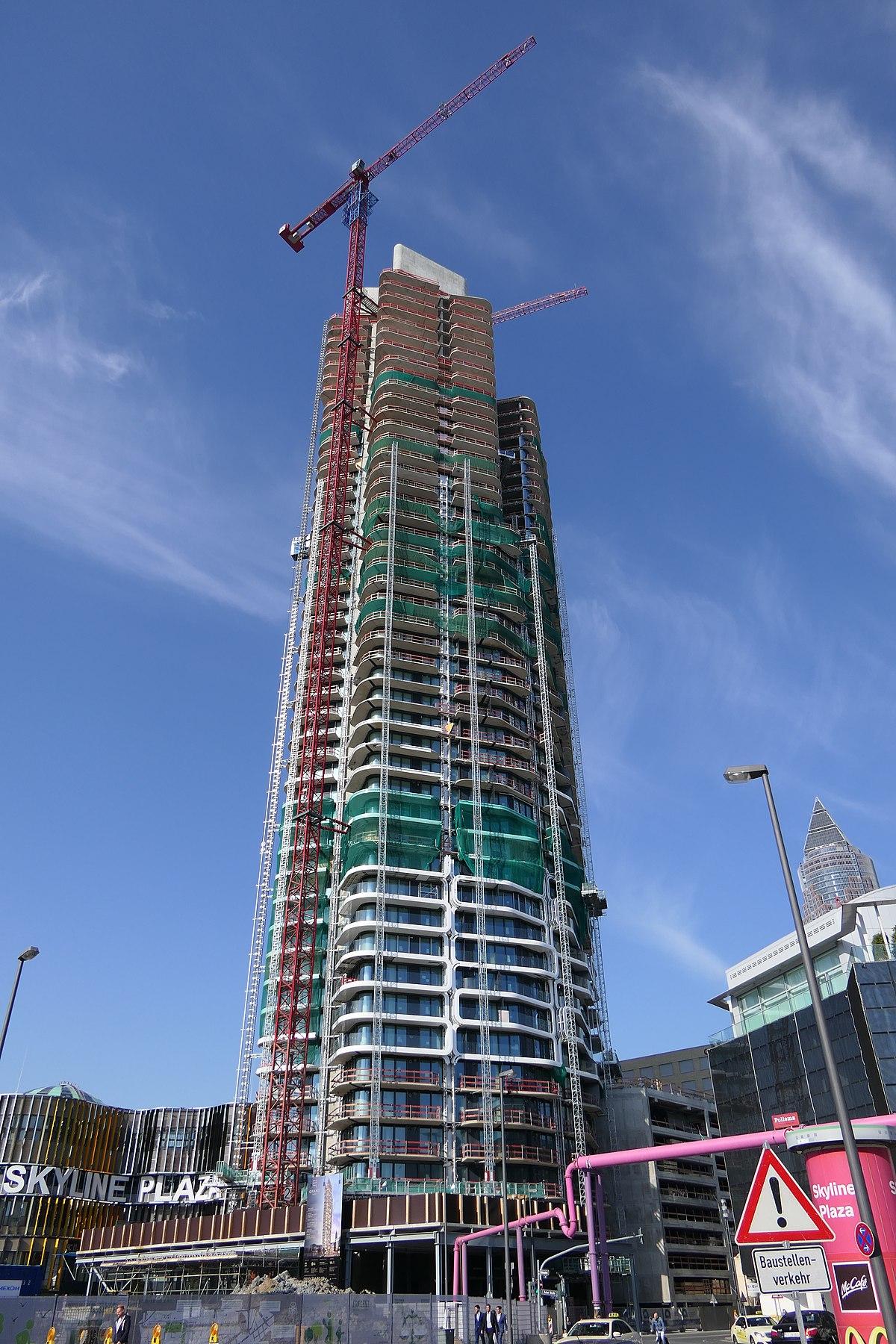 Grand tower frankfurt am main wikipedia - Architekturburo frankfurt ...