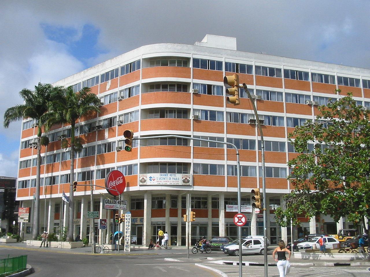 Hotel Perto Do Aeroporto De Salvador