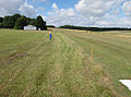 Grass airstrip at badminton england arp.jpg