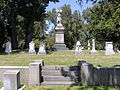Gravesite of EB Crocker & Family.jpg