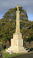 Great War Cenotaph in Ince Cemetery - geograph.org.uk - 78776.jpg