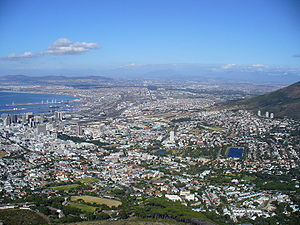 24: Redemption - The majority of Redemption was filmed on location around Cape Town, South Africa.