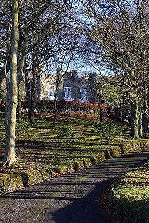 Greeba Castle - Greeba Castle, on the Isle of Man