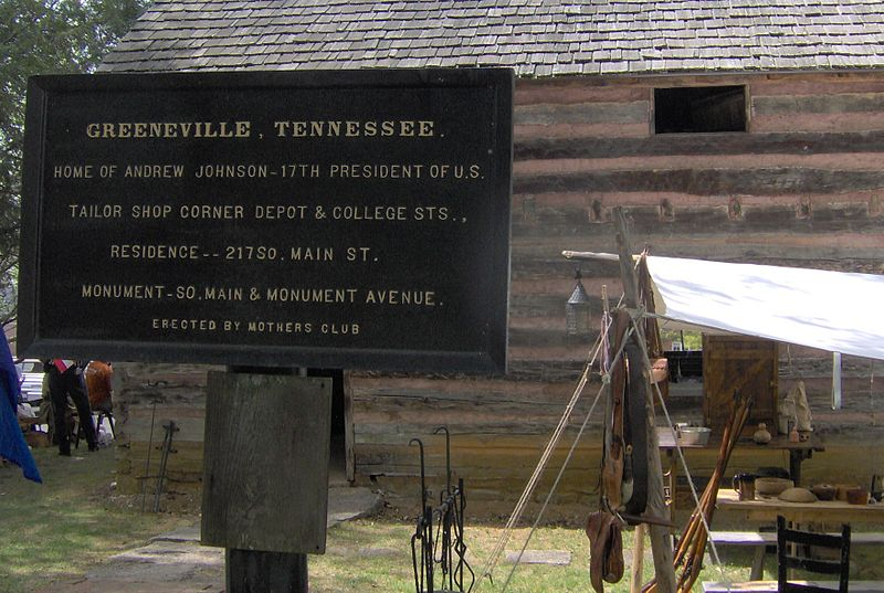 Greeneville (TN) United States  city pictures gallery : Description Greeneville tennessee sign tn1