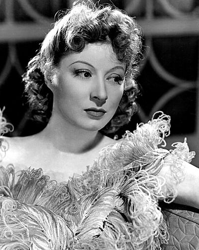 Greer Garson, British-American actress