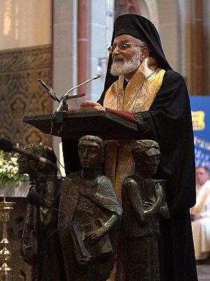 Gregory III Laham - Patriarch Gregory III.