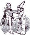 Grenouille et Pierrot par Cham 1850.jpg