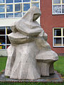 Groningen - Nog bij moeder (1963) van Anna Dekking-van Haeften - 1.jpg