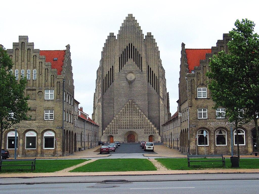 Церковь Грундтвига в Копенгагене
