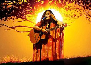 Guadalupe Urbina Costa Rican singer-songwriter
