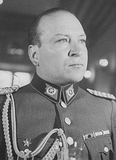 Gualberto Villarroel 39th President of Bolivia