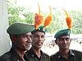 Guards outside Ruvanvelisaya Dagoba - Anuradhapura - Sri Lanka (14151416775).jpg