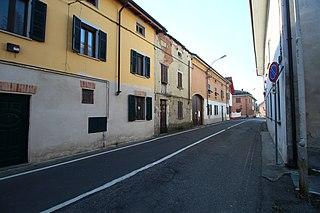 Guazzora Comune in Piedmont, Italy