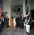 Guests of Dinner in Honor of President Dr. Sarvepalli Radhakrishnan of India.jpg