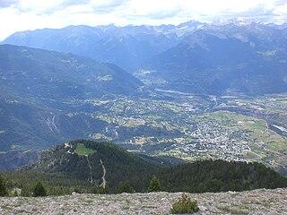Guillestre Commune in Provence-Alpes-Côte dAzur, France