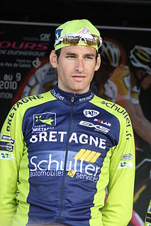Florian Guillou French cyclist
