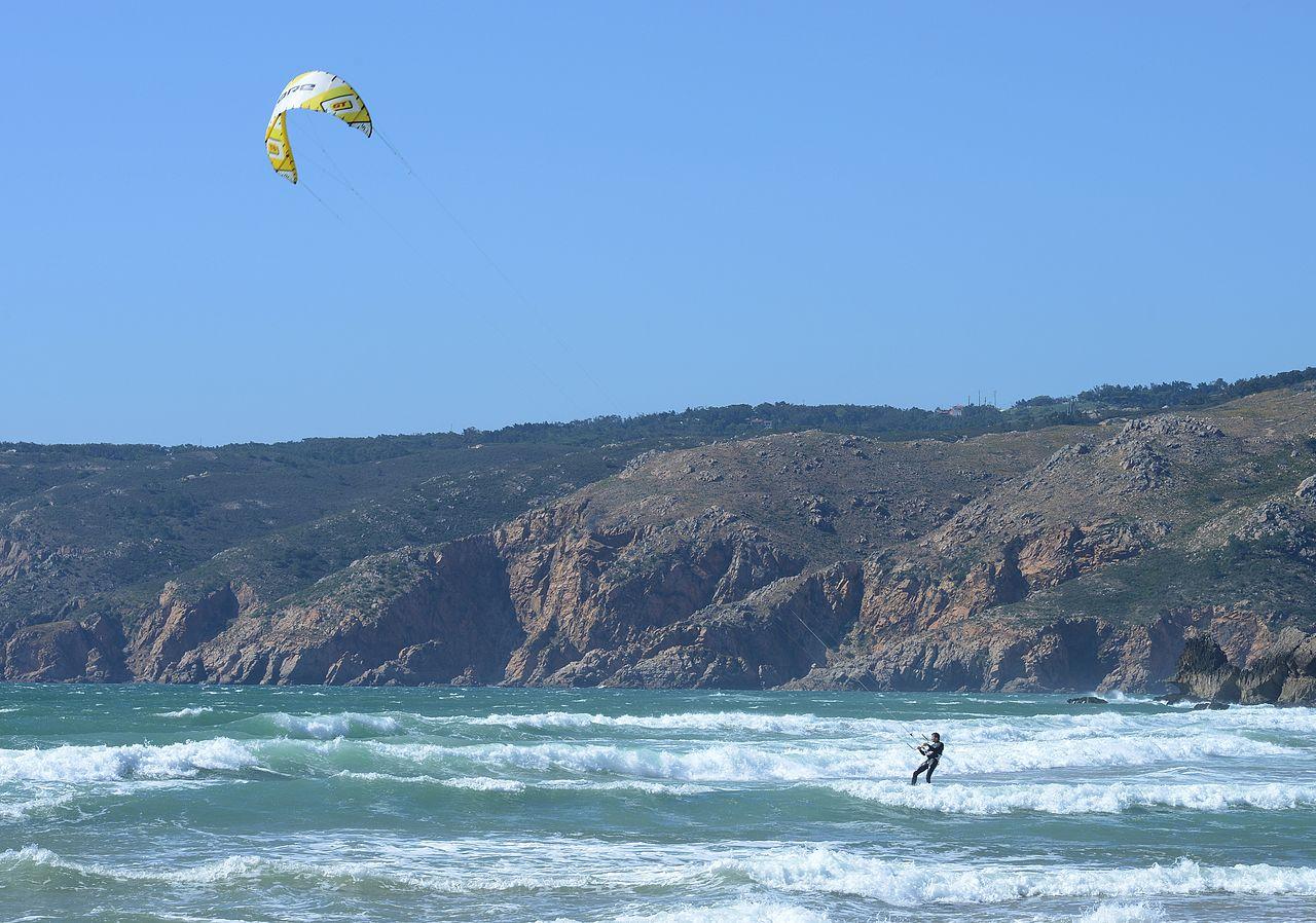 Costa de Portugal - Praia do Guincho Cascais