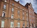 Guise - familistère ; palais social, pavillon central extérieur (08).JPG