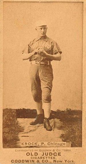 Gus Krock - Image: Gus Krock