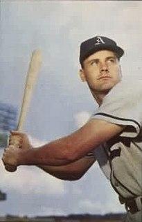 Gus Zernial American baseball player