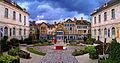 Hôtel Dieu-le-Comte, Troyes, cour d'honneur.jpg