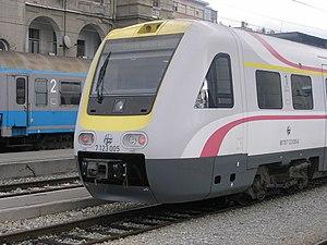 RegioSwinger - Image: HŽ 7123 series DMU (05)