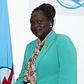 H.E. Ms. Lily AKOL, ITU Official Visits (cropped).jpg