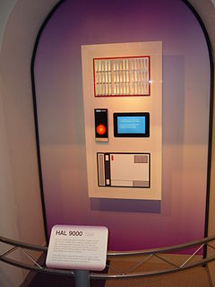 HAL 9000 Fictional character in Arthur C. Clarkes Space Odyssey series