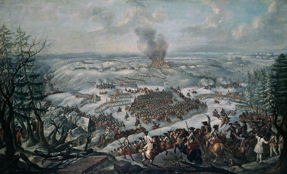 HGM Findenigg Gefecht bei Maxen