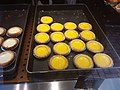 HK 上環 Sheung Wan 蘇杭街 Jervois Street shop Queen Sophie August 2018 SSG egg tarts.jpg