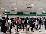 HK 上環 Sheung Wan West Exchange Tower 上環郵政局 Post Office Jan 2017 Lnv2 04.jpg