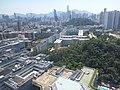 HK 九龍塘 Kln Tong 達之路 Tat Chee Avenue 香港城市大學 HKCityU 劉鳴煒學術樓 Lau Ming Wai Academic Building view Tat Chee Avenue September 2019 SSG 20.jpg