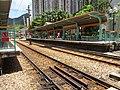 HK 屯門 Tuen Mun 輕鐵 建生站 Kin Sang Stop platform July 2016 DSC.jpg