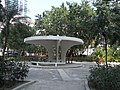 HK 深水埗運動場 Sham Shui Po Sports Ground Garden 02 Pavilion.JPG