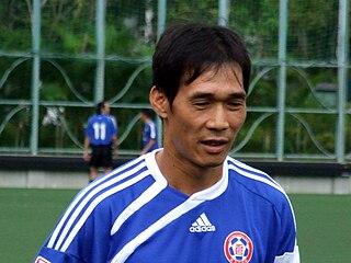 Lee Kin Wo Hong Kong footballer-manager