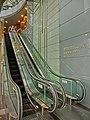 HK Tai Hang 180 Tung Lo Wan Road Park Commercial Centre Tung Fok Bible College Apr-2014 FFCC Church escalators.JPG