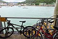 HK YSW 南丫島 Lamma Island 榕樹灣渡輪碼頭 Yung Shue Wan Ferry Pier bicycles parking June 2018 IX2 01.jpg