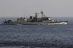 HMAS Toowoomba, séptimu buque de la clase Anzac class