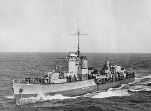 HMS Belvoir