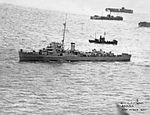 HMS Fitzroy 1944 IWM FL 13142