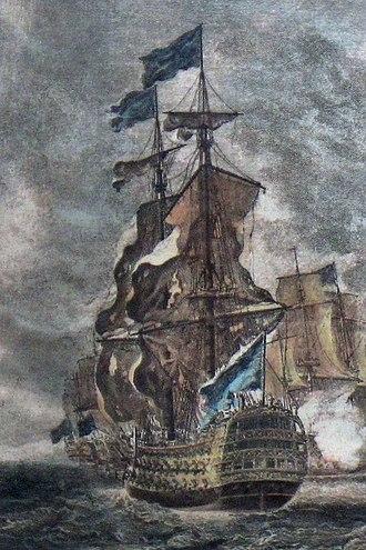 Affair of Fielding and Bylandt - Image: HMS Namur IMG 4822